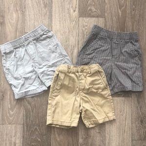 LOT OF 3 BOYS 2T Shorts Circo, Children's Place